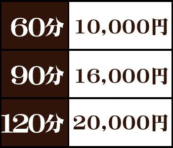 60分10000円〜